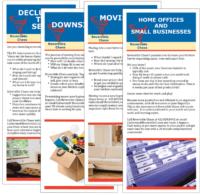 tri-fold brochure inserts