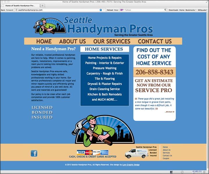 Seattle Handyman Pro