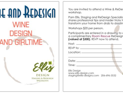 Ellis Design, Staging & ReDesign