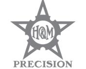 H&M Precision Construction logo