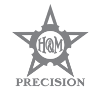 H&M Precision Construction logo