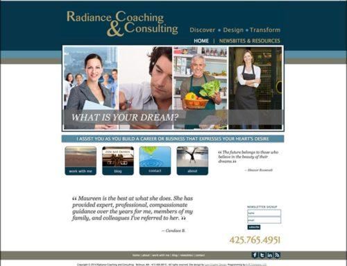 Radiance Coaching and Consulting