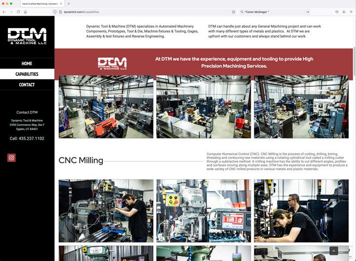 Dynamic Tool and Machine LLC